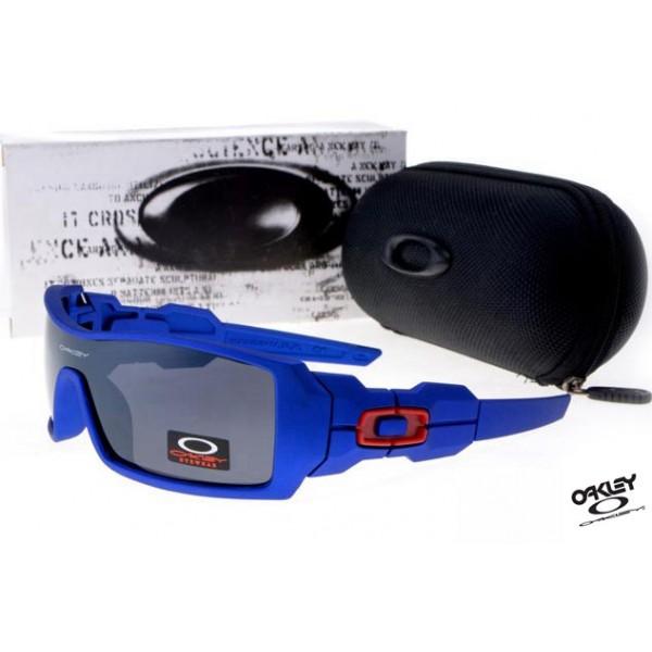 3e0388724b Foakleys Oil Rig Sunglasses Blue   Black Iridium Replica Sale Shop ...